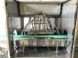 Volledig Automatische Eersteklas Vloeibare het Vullen van het Roestvrij staal Machine