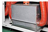 Reflujo sin plomo SMT de soldadura por reflujo / horno de microondas para LED Producto/calentador de PCB