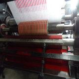 Machine de Flexoprinting de tissu de Wovens de deux couleurs non