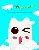 6000mAh Totoro 만화 힘 은행 귀여운 동물성 마스크 백업 건전지
