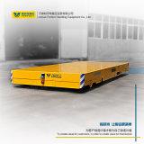 Véhicule inférieur de manutention de fret d'entrepôt de chariot à transfert de hauteur de 16 tonnes