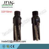 JDK Diamond CNC Finger Bits для каменного бурения