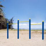 Agradable al aire libre de gimnasia barras horizontales de equipos de gimnasia