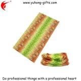 Bandana de couleur chamois sans joint de la taille 48*22.5cm pour les gosses (YH-HS062)