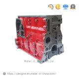 Двигатель 3.9L Isf3.8 картера блока цилиндров 5256400 для изготовителей оборудования