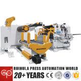 Alimentador servo y Uncoiler de la enderezadora del Nc de la máquina de la automatización en China (MAC4-1400F)