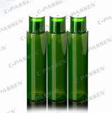 プラスチック装飾的な包装のAloeのヴィエラのクリーム色の瓶ペットびん(PPC-CPS-068)