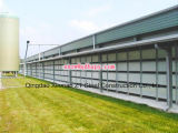 격자 광전지 힘을%s 가진 가벼운 강철 구조물 집