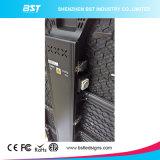 P3.91 de alto contraste de color completo pantalla LED de alquiler de interiores