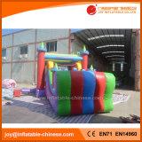 Princesa inflável Bouncy Jumping Castle com combinação de slides de onda (T3-520)