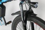 Bici de montaña eléctrica vendedora caliente de la manera de la rueda de la aleación del magnesio 2017
