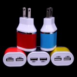 1A 2A 2-adaptateur pour chargeur mural USB iPhone Android