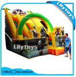 Gran precio diapositivas inflables, toboganes inflables nuevos en venta