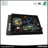 Resistente al agua IP65 de 17 pulgadas con pantalla táctil industriales Panel PC