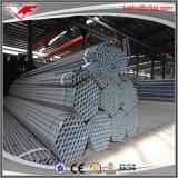Tubo del HDG de 4 pulgadas para el edificio/la construcción