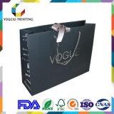 Les sacs en papier normaux de 100% ont estampé avec votre logo