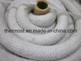 Corda rotonda della fibra di ceramica (650C-1260C)