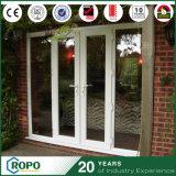 Дверь комнаты самой последней конструкции деревянная нутряная с Tempered стеклом