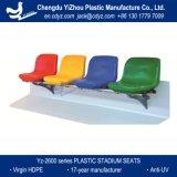 El estadio de fútbol de asiento de plástico para gradas