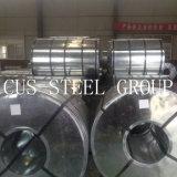 電流を通された鉄の金属板か亜鉛は鋼鉄コイルに塗るか、または亜鉛コイルに電流を通した