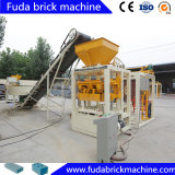 Semi-automatique Machine à blocs de ciment