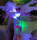 Ваза цветка свадебного банкета Staning пола акриловая