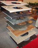 벤치 테이블 G682 G687 G664 Worktop를 위한 까만 화강암 부엌 싱크대