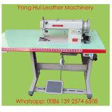 Толщиная материальная швейная машина плоской кровати кожаный мешка промышленная (ZH202)