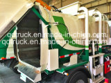 3-5 m3 옆 선적 부엌 낭비 쓰레기 트럭