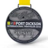 주문 국제적인 Triathlon 피니셔 스포츠 포상 메달