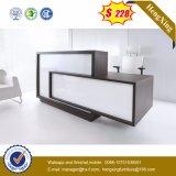 Venda barato duráveldobra transversal mesa de recepção (HX-5N414)