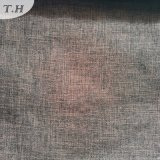 Tissu de lin de bonne qualité pour le canapé dans l'avenir le plus proche