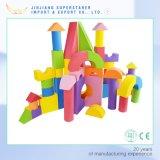 공장 주문 아이 EVA 빌딩 블록, 아이를 위한 거품 장난감 벽돌