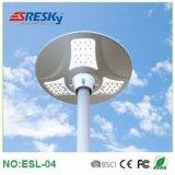 Fabrication solaire chaude de réverbère de la vente DEL de la qualité IP65