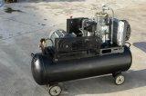 32cfm 10barタンクが付いている小さいねじ空気圧縮機