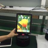 고성능 iPhone5/6/6 플러스 iPad를 위한 시간 전시를 가진 재충전용 도킹 스테이션 스피커