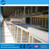 De Productie van de Raad van het gips - 40 van Vierkante Meters van de Jaarlijkse Miljoenen Lijn van de Output