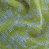 Helles Jacquardwebstuhl-Webart-geometrisches Muster gefärbtes synthetisches Form-Gewebe-Tuch für Verkauf