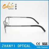 Blocco per grafici di titanio di vetro ottici di Eyewear del monocolo del Pieno-Blocco per grafici leggero (9002)