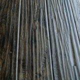 Handscraped ingeniería de suelos de madera de roble blanco