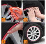 колесо автомобиля Rimblades крена 8m снабжает ободком резиновый протектор