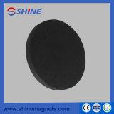 Постоянные неодимовые круглый магнит на основе с каучуковым покрытием Thread Внешней