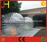 膨脹可能な人間のハムスターの傾斜路ZorbingのためのガラスローラーのZorbの球