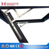Ventana de aluminio con doble acristalamiento Awing para decoración de interiores