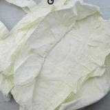 Mode Falbala Sac à main en coton pour dames