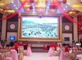 Bon affichage vidéo d'intérieur de location de publicité du panneau HD DEL de DEL