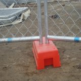 Heißer eingetauchter galvanisierter Kettenlink-temporärer Zaun-/Kettenlink-Fechten
