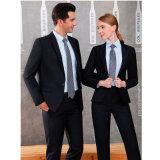 Ternos de negócio da manta do OEM forma clássica dos homens verific