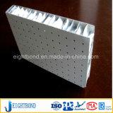 Perforated алюминиевая панель сандвича сота с покрытием PVDF