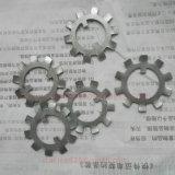 둥근 견과를 위한 16X30X0.5 201MB 스테인리스 정지 세탁기